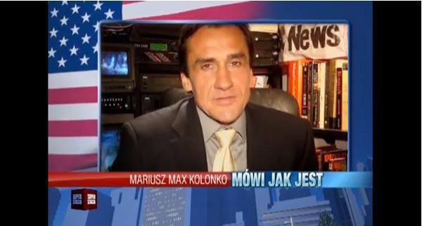 Mariusz Max Kolonko gwiazdą internetowego dziennikarstwa
