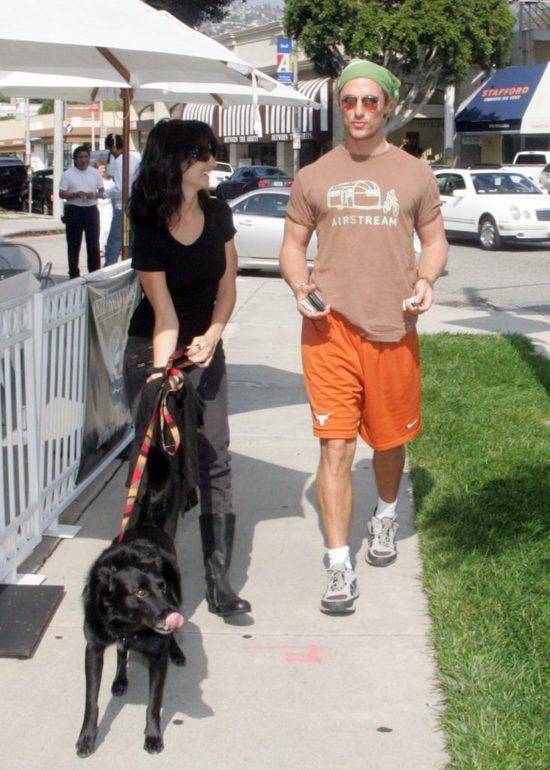 Matthew McConaughey wspomina gorący romans z Penelope Cruz