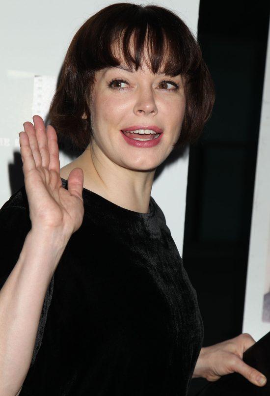 Rose McGowan jest ŁYSA (FOTO)