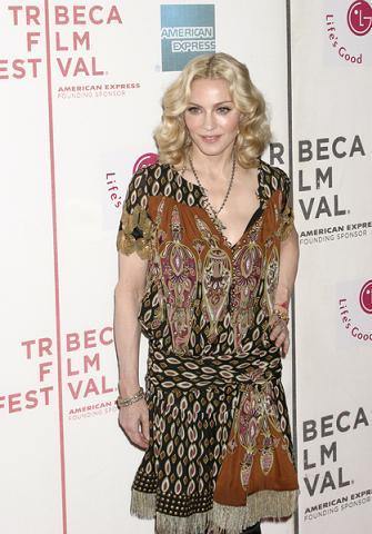 Madonna w końcu sfinalizuje adopcję