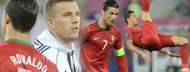 Mecz Niemcy-portugalia