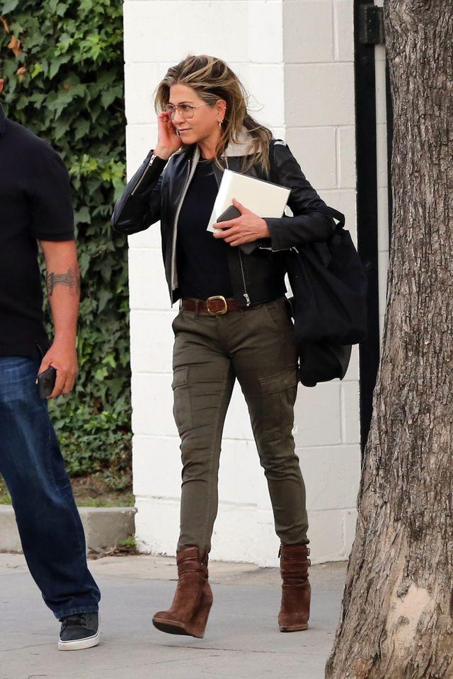 To tu przychodzi Jennifer Aniston, by poprawić sobie humor po rozstaniu