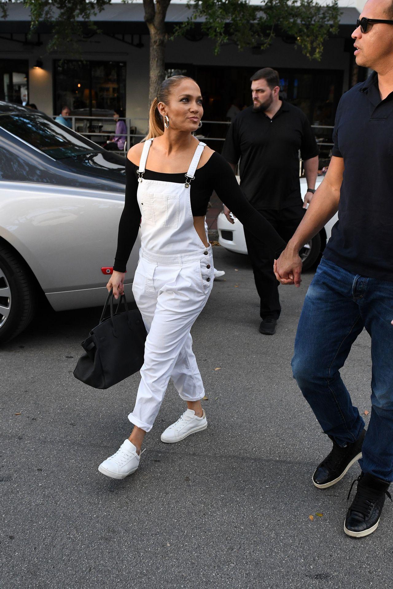Jennifer Lopez skomentowała plotki o ślubie z Alexem Rodriguezem