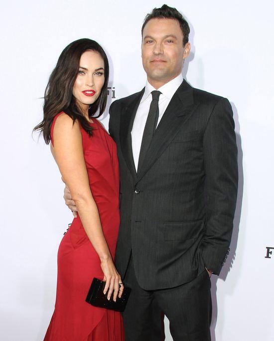 Kto jest ojcem trzeciego dziecka Megan Fox?