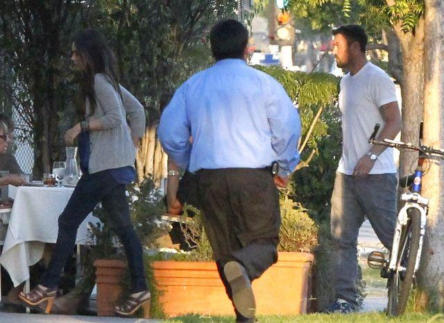 Megan Fox niewiele przytyła podczas ciąży (FOTO)