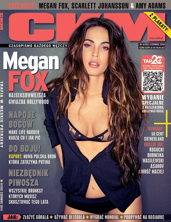 Jak wygląda biust Megan Fox po urodzeniu trójki dzieci? (Instagram)