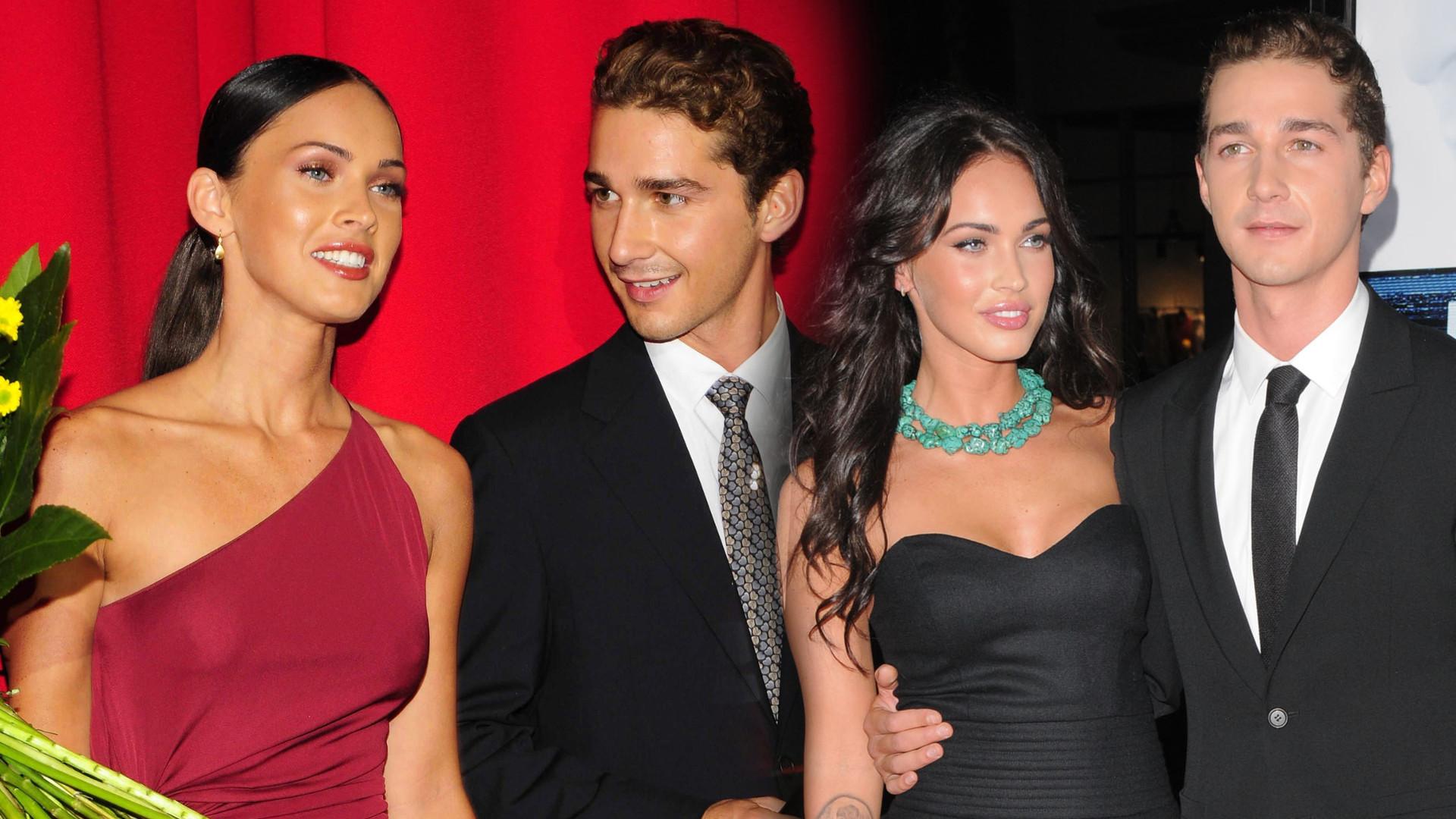 Megan Fox po latach zdradziła, że miała romans z Shią LaBeouf