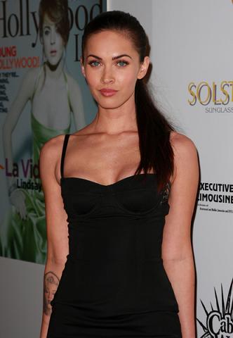 Megan Fox: Jestem seksowniejsza od Angeliny
