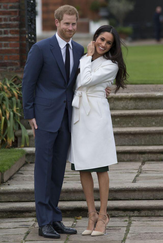 Wiadomo już, w jakim miesiącu odbędzie się ślub Harry'ego i Meghan