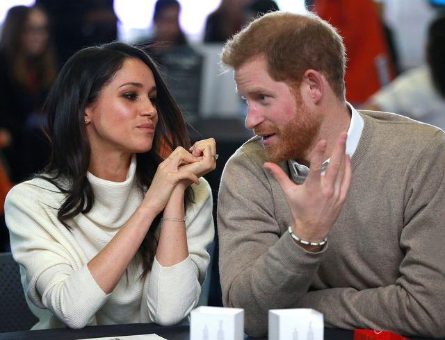 Gdzie Meghan Markle i książę Harry spędzą swój miesiąc miodowy?