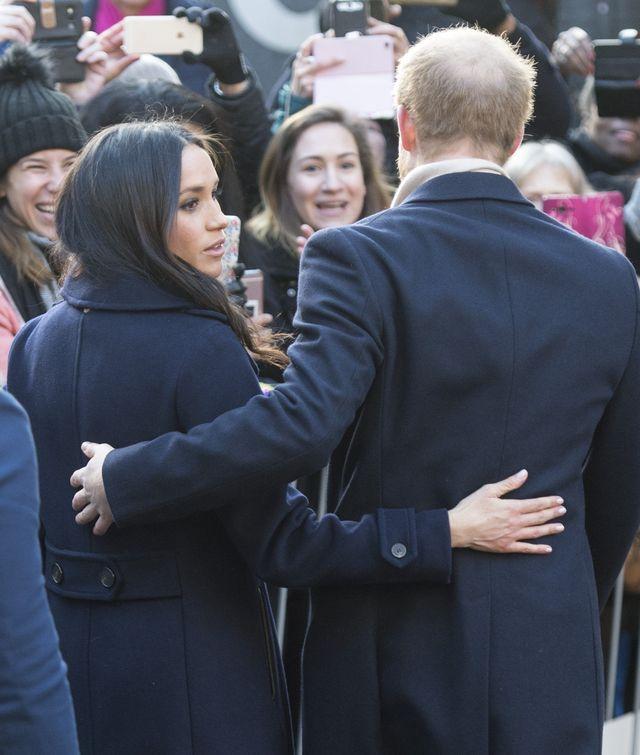 Meghan Markle z księciem Harrym na pierwszych oficjalnych spotkaniach (ZDJĘCIA)