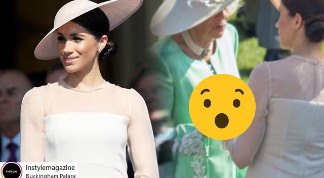 ZADZIWIAJĄCY gest księżnej Camilli w stronę Meghan Markle