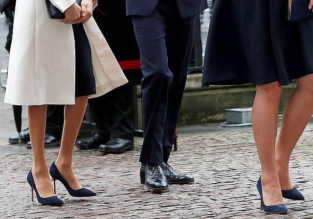 Meghan Markle i Kate Middleton zaliczyły niezłą WTOPĘ