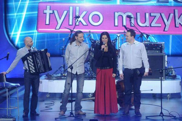 Pojedynek na własne piosenki w Tylko muzyka (FOTO)