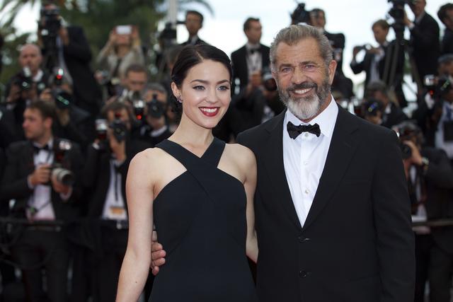 Mel Gibson b�dzie mia� DZIEWI�TE dziecko