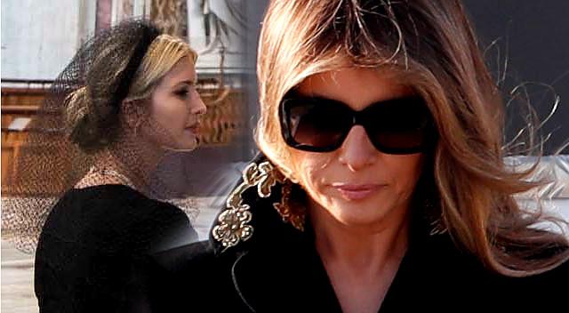 Melania i Ivanka Trump u papieża – jak się ubrały? (ZDJĘCIA)