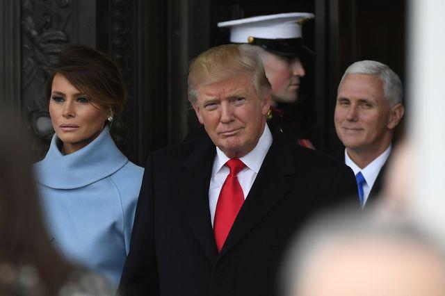 Fryzjer Melanii Trump ROZŚMIESZYŁ cały internet!