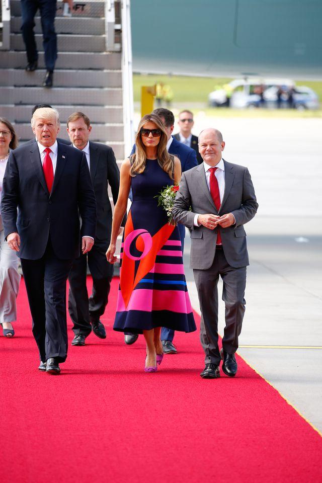 Po wizycie w Polsce Melania Trump bardzo żałowała jednej rzeczy
