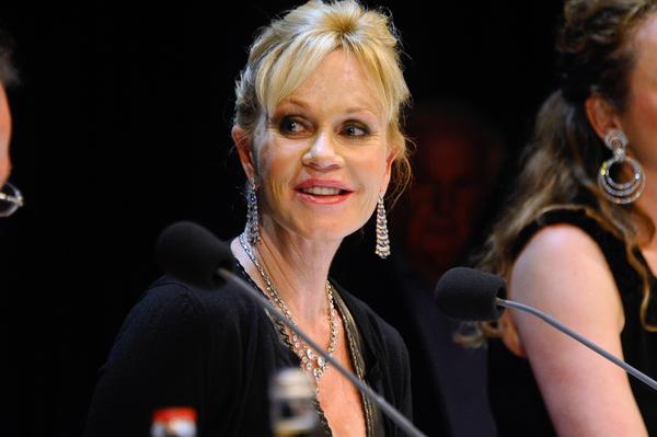 Melanie Griffith nie wygląda na przybitą rozstaniem (FOTO)