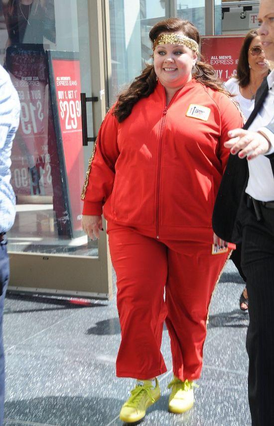 Już zrzuciła 20 kilogramów (FOTO)