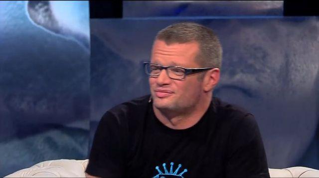 Marcin Meller: Stał worek 50kg wypełniony trawą
