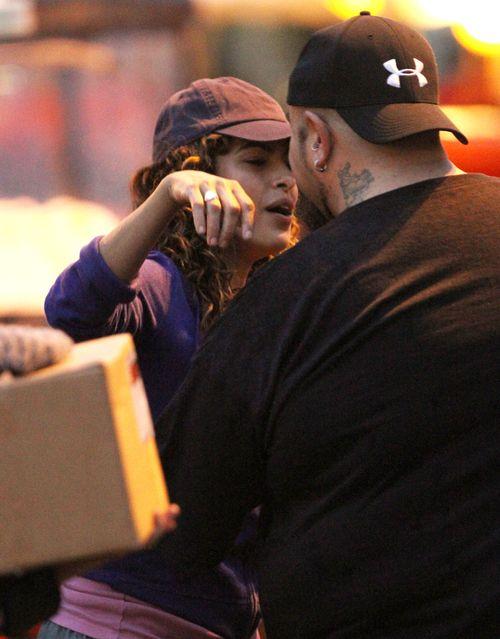 Eva Mendes w produkcji dla HBO (FOTO)