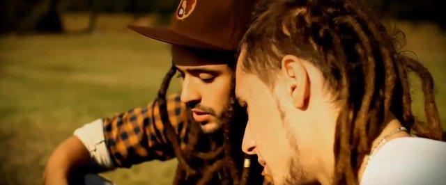 Kamil Bednarek i Mesajah w kawałku Szukając szczęścia [VIDEO