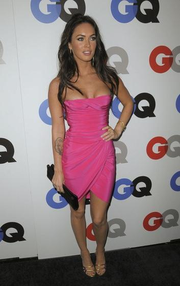 Megan Fox znów najseksowniejsza