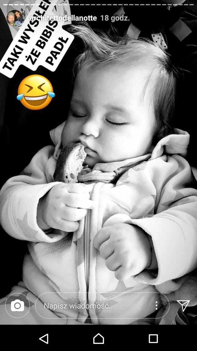 Mia ma już PÓŁ roczku! Natalia Siwiec pokazała urocze zdjęcia (Instagram)
