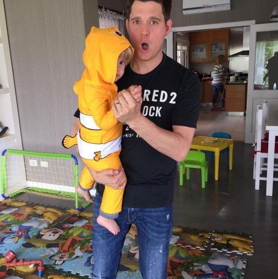 Michael Buble zdradzi� p�e� drugiego dziecka!