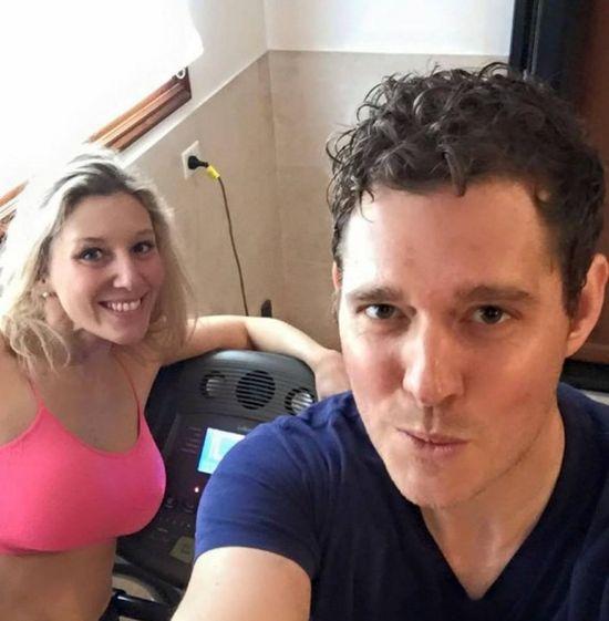 Michael Buble zdradził płeć drugiego dziecka!