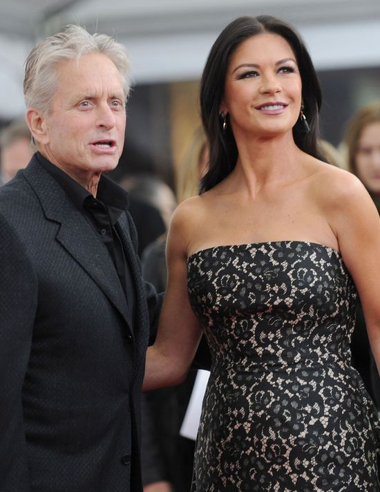 Michael Douglas i Catherine Zeta-Jones wrócili do siebie!