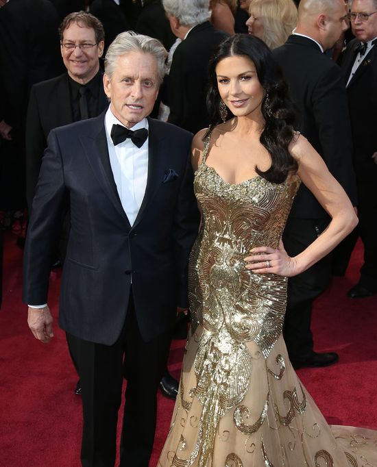 Michael Douglas i Catherine Zeta-Jones wrócili do siebie!