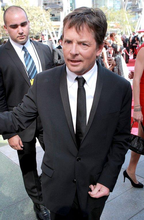 Michel J. Fox jest bliski �mierci