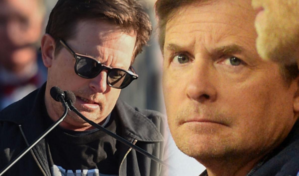 Michael J Fox O Swoim Stanie Zdrowia