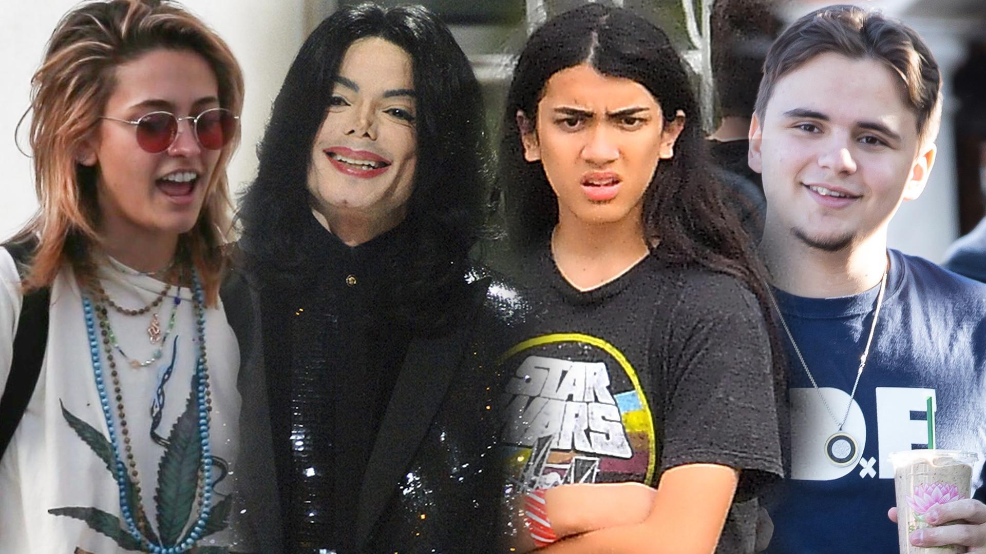 9 lat temu zmarł Michael Jackson – co robią dziś jego dzieci? (ZDJĘCIA)
