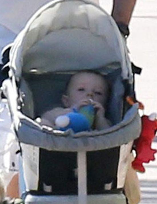 Tata Lindsay Lohan przykładnym ojcem? (FOTO)
