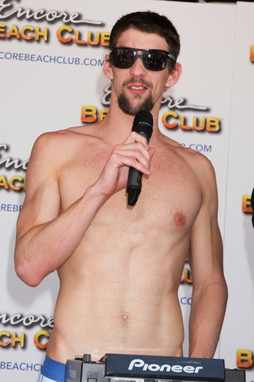 Czy dziewczynie Michaela Phelpsa chodzi tylko o lans?