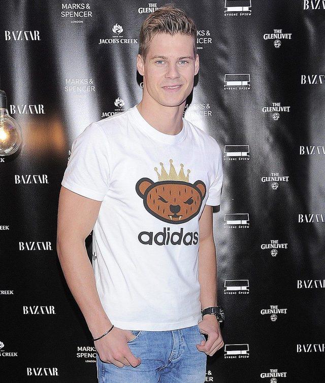 Michael Mikołajczuk z Top Model już NA ŚCIANCE (FOTO)