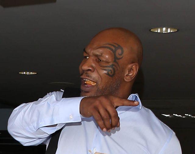 Mike Tyson tańszy od Dariusza Michalczewskiego