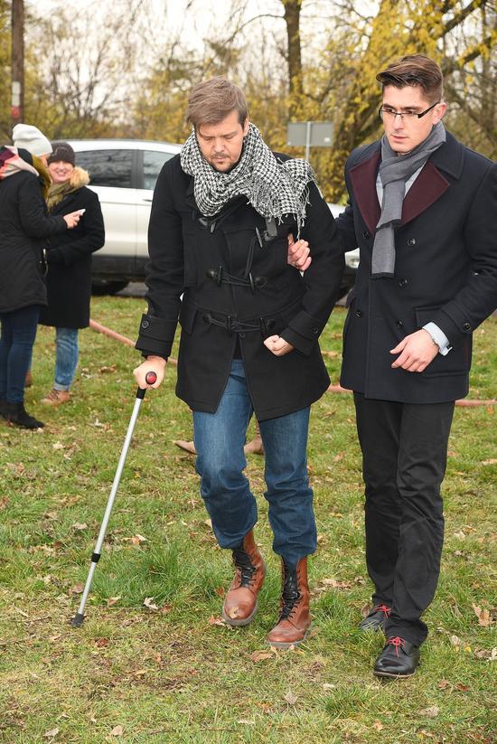 Michał Figurski wraca do formy - dziennikarz pojawił się na evencie (FOTO)