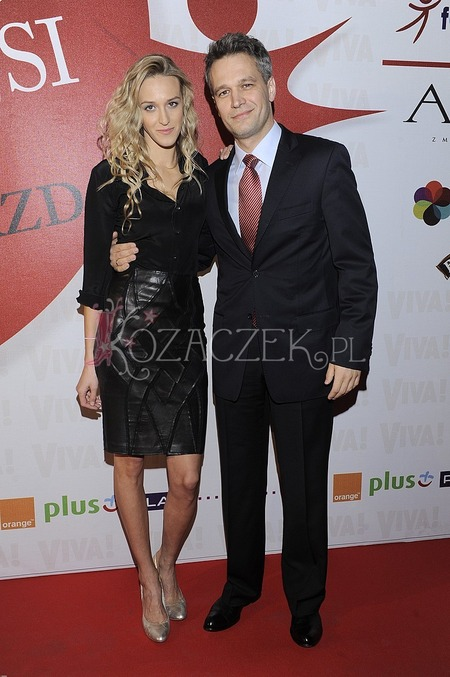 Michał Żebrowski z żoną nadal zakochani (FOTO)