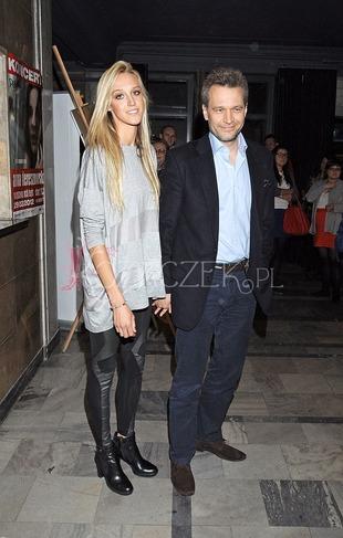 Michał Żebrowski z żoną wciąż zakochani (FOTO)