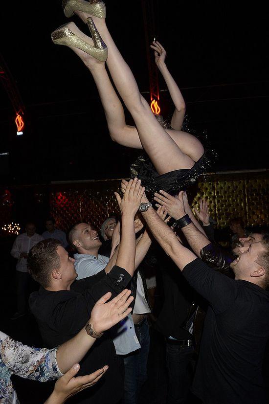Czy Michalina Manios upiła się na swoich urodzinach? (FOTO)