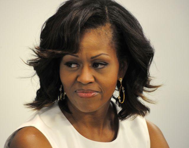 Michelle Obama o botoksie: Nigdy nie mów nigdy!