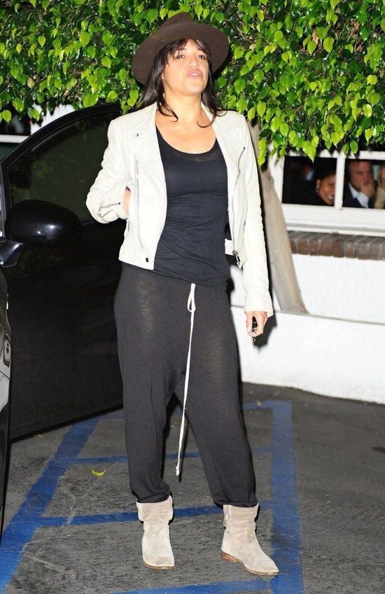 Po śmierci Paula Walkera z Michelle Rodriguez było źle