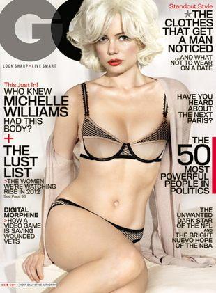 Michelle Williams w seksownej stylizacji na Marilyn Monroe