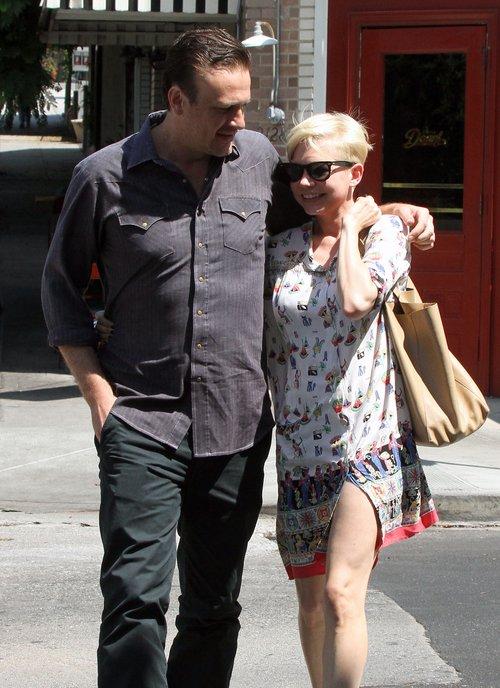 Jason Segel zadzwonił do rodziców Heatha Ledgera (FOTO)