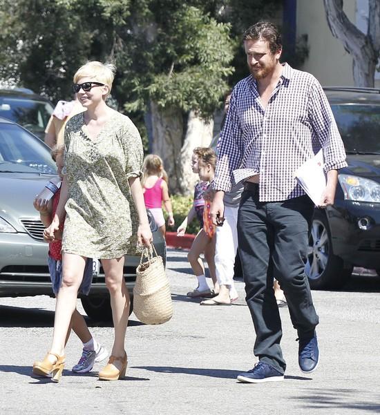Michelle Williams i Jason Segel już nie są parą!
