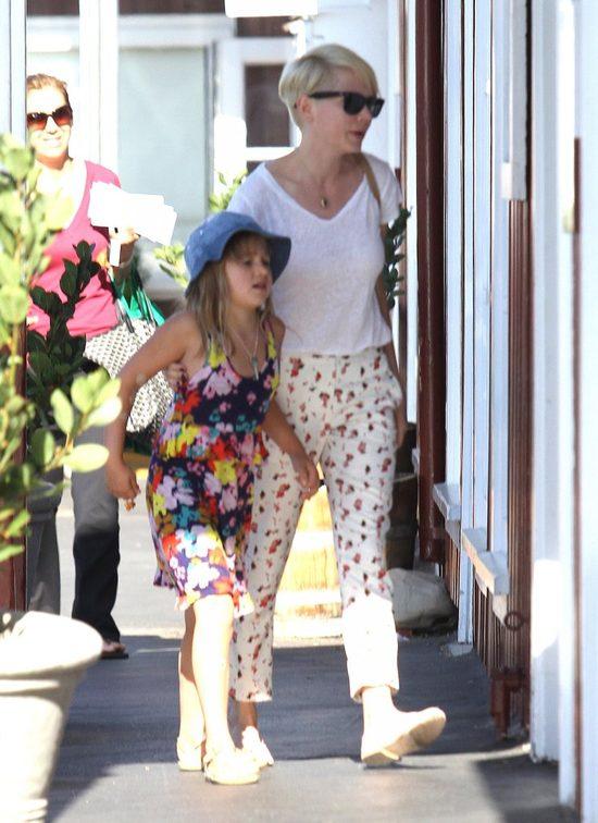 Matilda Ledger jest bardzo podobna do ojca
